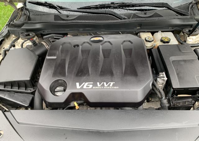 2G1125S37F9275522 - 2015 Chevrolet Impala Lt 3.6L inside view