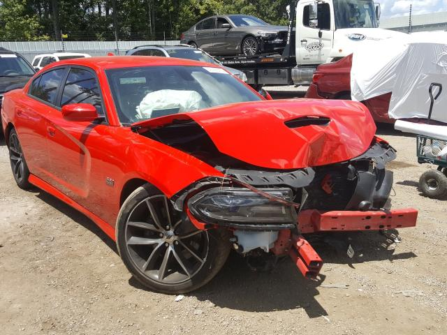 2018 Dodge Charger R en venta en Harleyville, SC