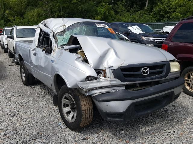 Mazda B2300 salvage cars for sale: 2007 Mazda B2300