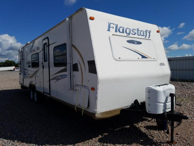 Flagstaff salvage cars for sale: 2013 Flagstaff Travel Trailer