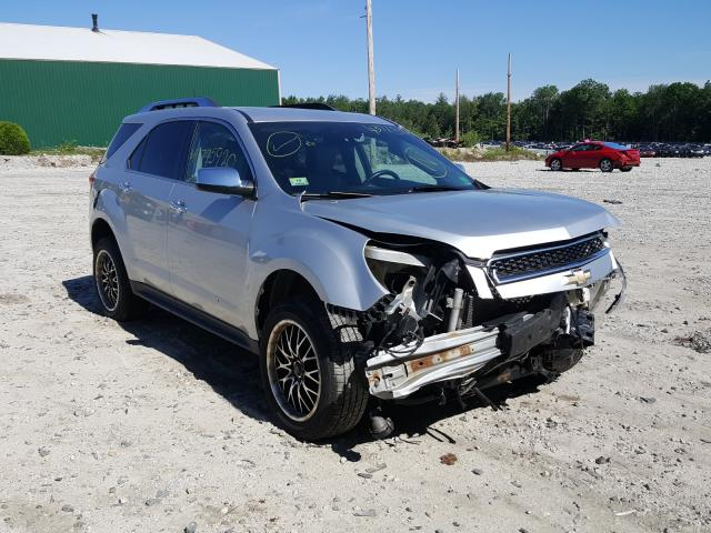 Chevrolet Equinox LT salvage cars for sale: 2015 Chevrolet Equinox LT