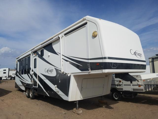 Carry-On Vehiculos salvage en venta: 2004 Carry-On Travel Trailer