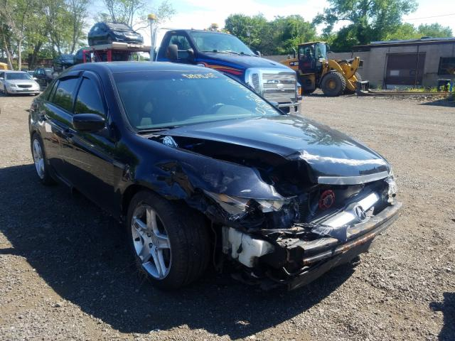 Acura TL salvage cars for sale: 2004 Acura TL