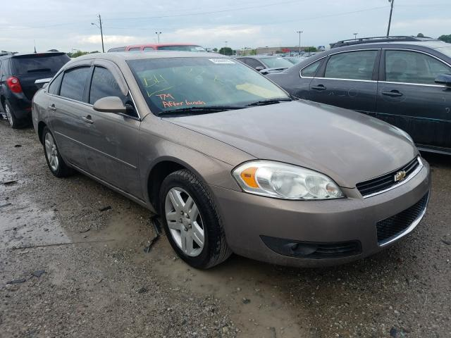 Salvage cars for sale from Copart Indianapolis, IN: 2006 Chevrolet Impala LT