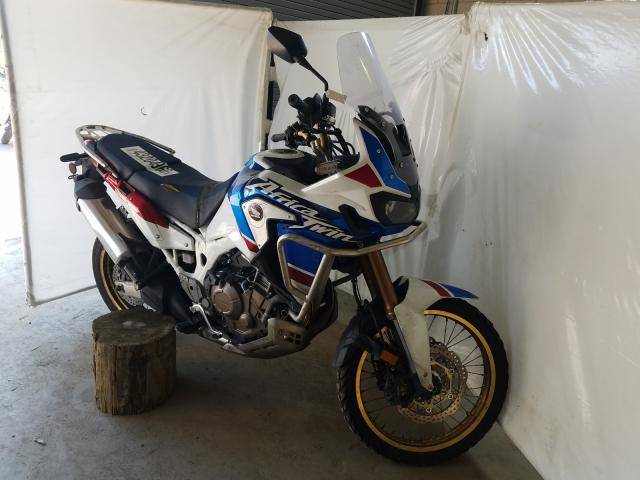 Salvage cars for sale from Copart Waldorf, MD: 2018 Honda CRF1000 A2