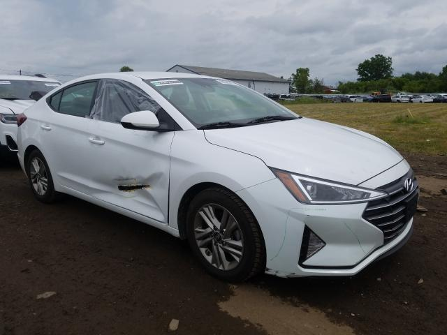 2019 Hyundai Elantra SE for sale in Columbia Station, OH