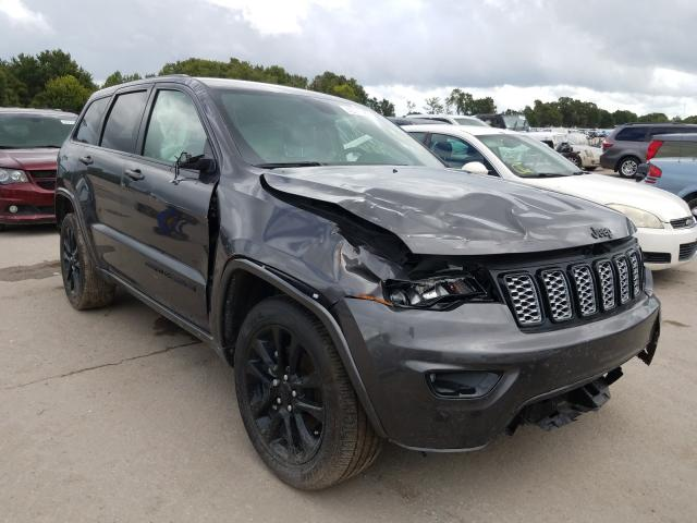 Vehiculos salvage en venta de Copart Riverview, FL: 2020 Jeep Grand Cherokee