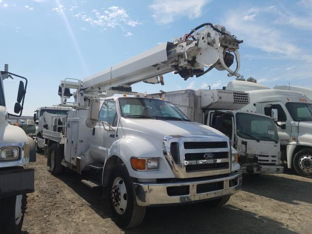 2008 Ford F750 Super for sale in Sacramento, CA