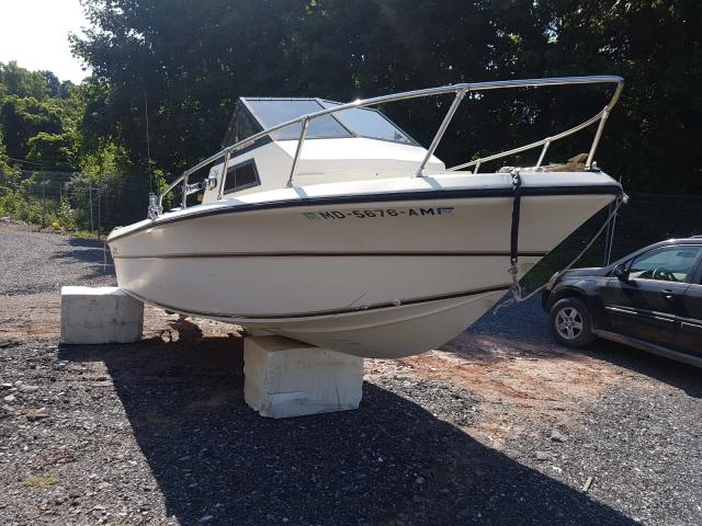Salvage 1985 Angel BOAT for sale