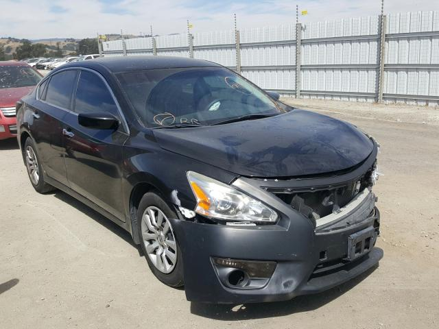 Salvage cars for sale from Copart San Martin, CA: 2015 Nissan Altima 2.5