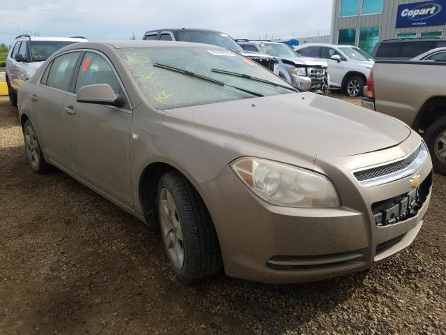 Chevrolet salvage cars for sale: 2008 Chevrolet Malibu 1LT