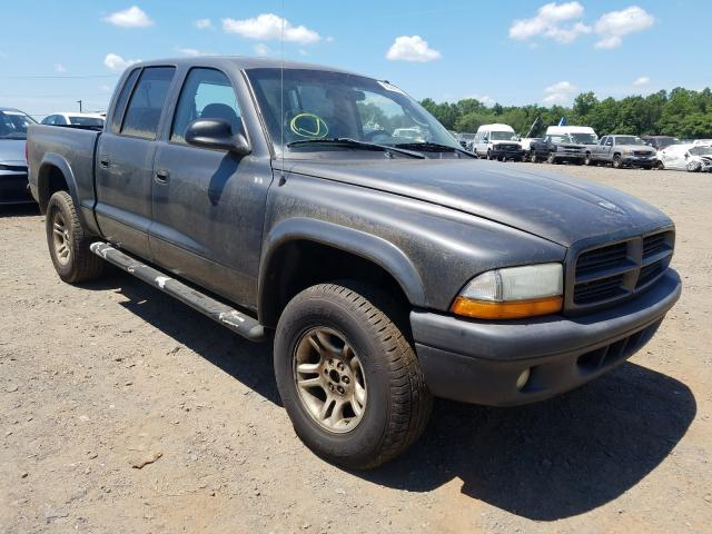 Dodge Dakota salvage cars for sale: 2003 Dodge Dakota