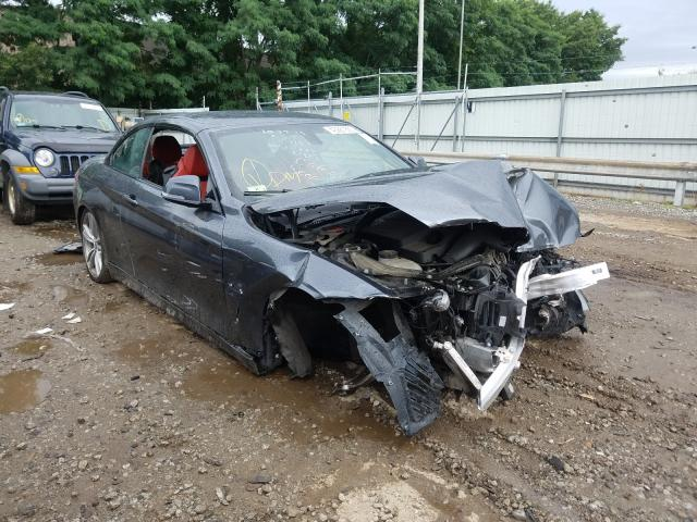 BMW 435 XI salvage cars for sale: 2016 BMW 435 XI