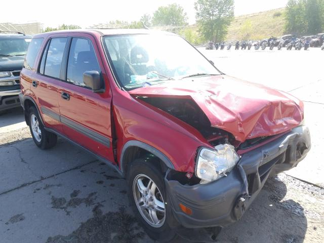 Honda CRV salvage cars for sale: 1997 Honda CRV