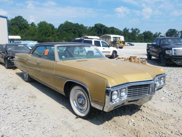 Buick Electra salvage cars for sale: 1970 Buick Electra