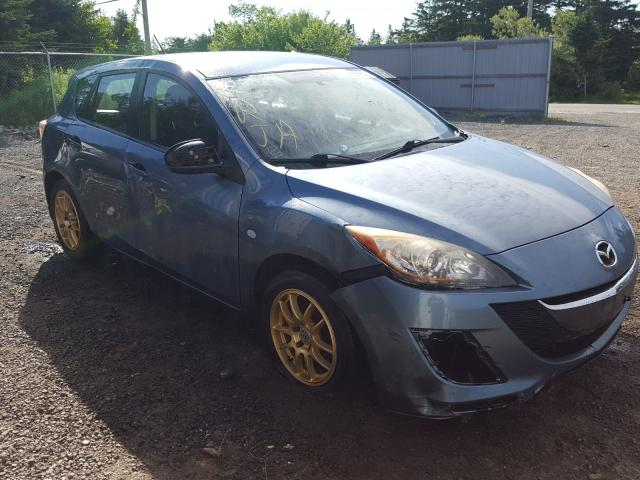 Salvage cars for sale from Copart Cow Bay, NS: 2010 Mazda 3 I