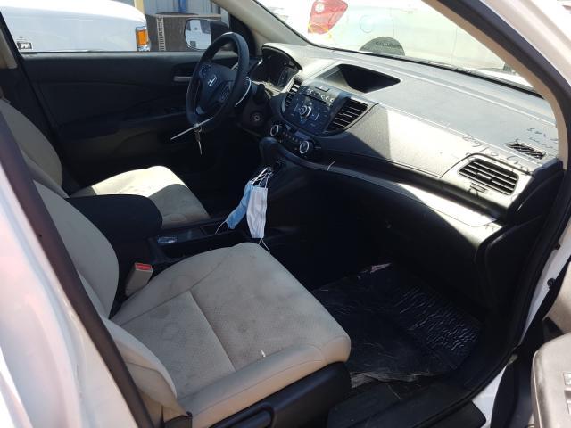 2015 HONDA CR-V LX 5J6RM3H34FL003531