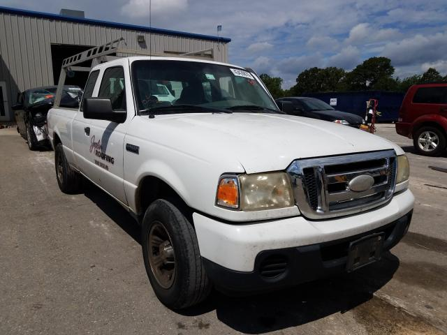 Ford Ranger SUP salvage cars for sale: 2008 Ford Ranger SUP