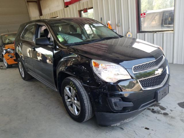 Salvage cars for sale from Copart Waldorf, MD: 2015 Chevrolet Equinox LS