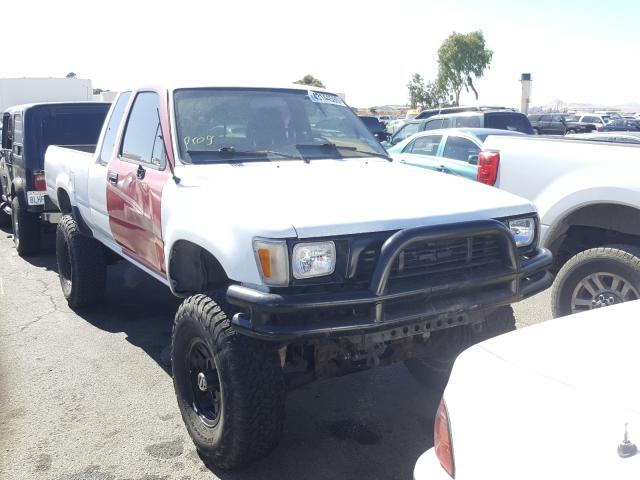 Toyota Pickup 1/2 salvage cars for sale: 1991 Toyota Pickup 1/2