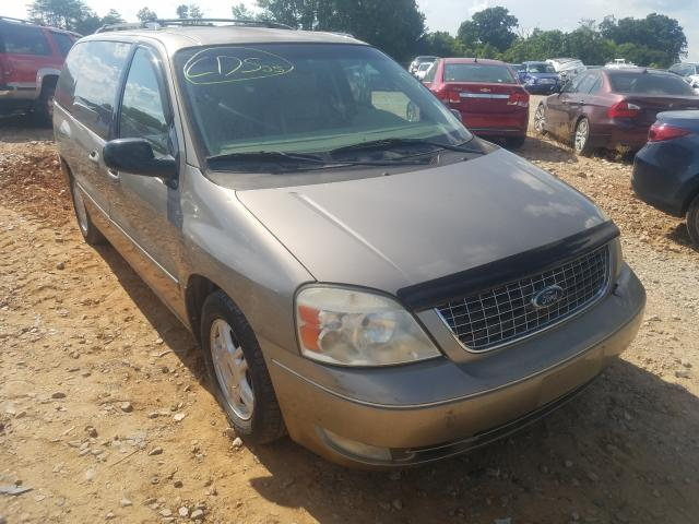Ford Freestar S salvage cars for sale: 2004 Ford Freestar S