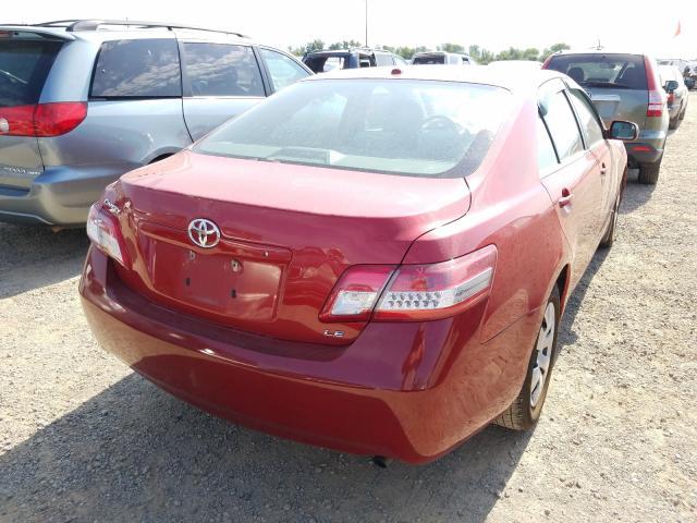 Купить Toyota Camry 2011 г. из США с доставкой и растаможкой под ключ.
