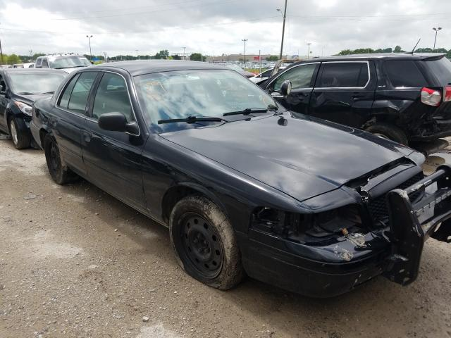 Ford Crown Victoria salvage cars for sale: 2008 Ford Crown Victoria
