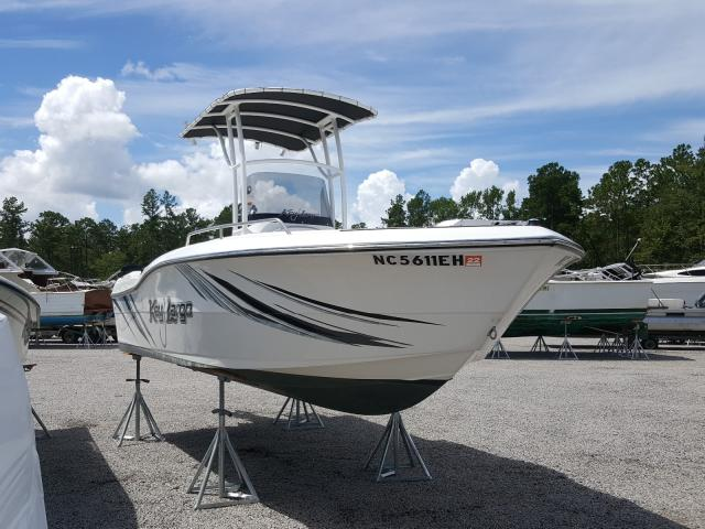 Keyl salvage cars for sale: 2018 Keyl Boat With Trailer