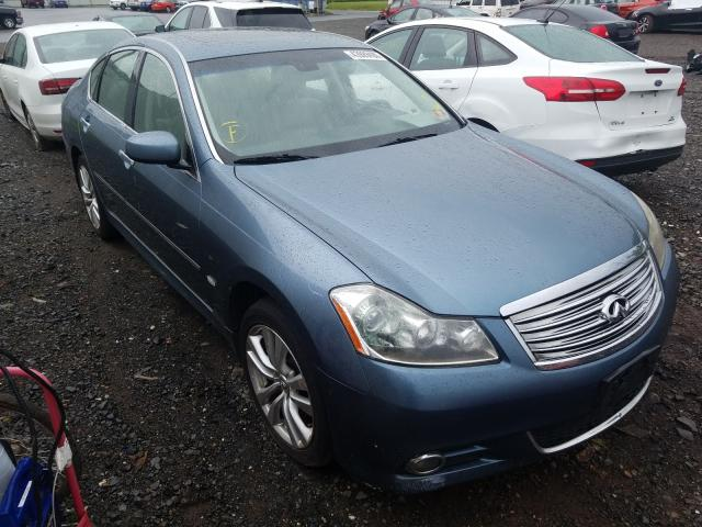 Infiniti M35 Base salvage cars for sale: 2010 Infiniti M35 Base