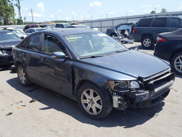 Salvage cars for sale from Copart Dunn, NC: 2006 Volvo S40 2.4I