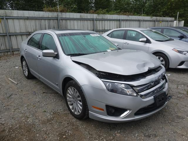 Ford salvage cars for sale: 2010 Ford Fusion Hybrid