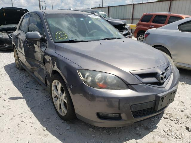Mazda 3 Hatchbac salvage cars for sale: 2008 Mazda 3 Hatchbac