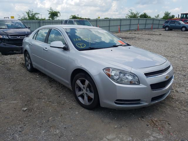 Vehiculos salvage en venta de Copart Kansas City, KS: 2012 Chevrolet Malibu 1LT