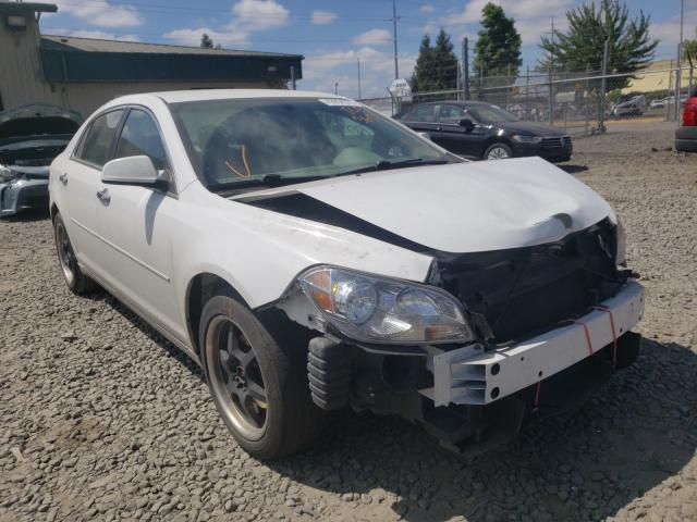 Salvage cars for sale from Copart Eugene, OR: 2012 Chevrolet Malibu 1LT