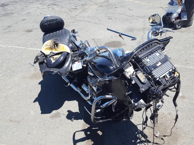 Salvage cars for sale from Copart Vallejo, CA: 2017 Harley-Davidson Fltrxs ROA