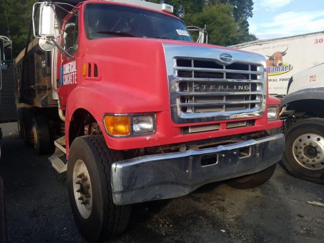 Sterling salvage cars for sale: 2005 Sterling LT 8500