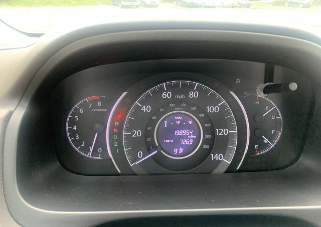 2013 Honda Cr-V Exl 2.4L front view