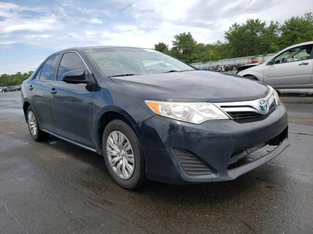Salvage cars for sale from Copart Brookhaven, NY: 2012 Toyota Camry Base