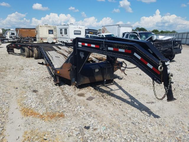 PJ salvage cars for sale: 2013 PJ Gooseneck