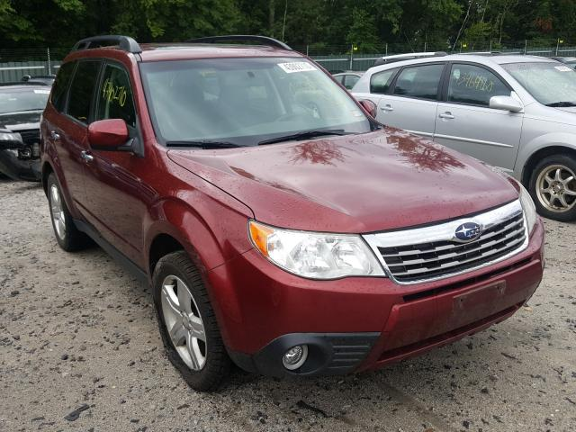 Salvage cars for sale from Copart Candia, NH: 2009 Subaru Forester 2
