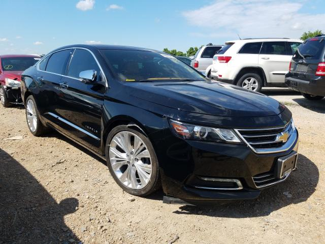 Salvage cars for sale from Copart Bridgeton, MO: 2015 Chevrolet Impala LTZ