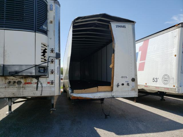 Great Dane Vehiculos salvage en venta: 2021 Great Dane Trailer