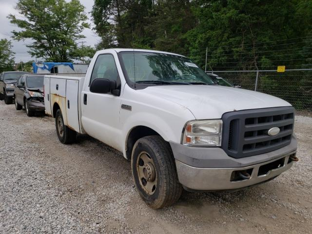 Ford F350 salvage cars for sale: 2005 Ford F350