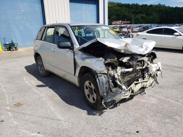 Salvage cars for sale from Copart Ellwood City, PA: 2007 Suzuki Grand Vitara