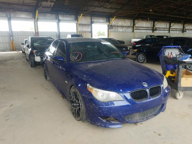 BMW salvage cars for sale: 2006 BMW M5