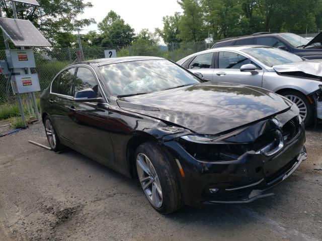 BMW 330 I salvage cars for sale: 2018 BMW 330 I