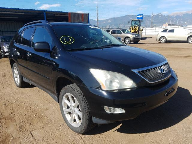 2009 Lexus RX 350 en venta en Colorado Springs, CO