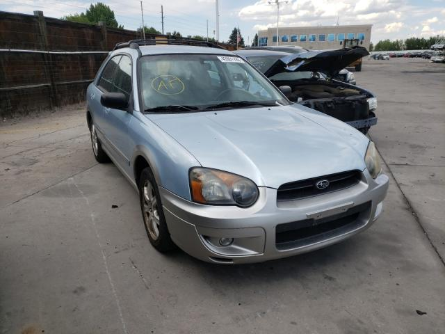 2005 Subaru Impreza OU for sale in Littleton, CO