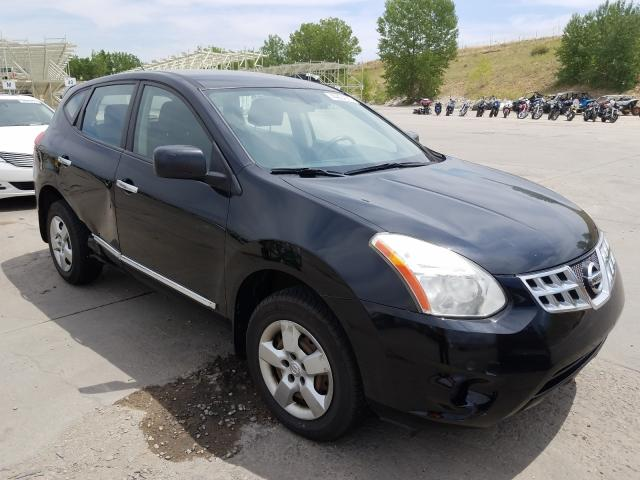 Salvage cars for sale from Copart Littleton, CO: 2011 Nissan Rogue S