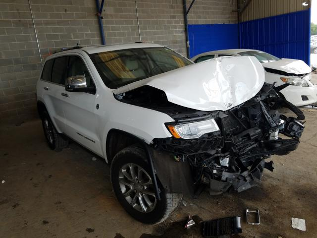 Salvage cars for sale from Copart Cartersville, GA: 2016 Jeep Grand Cherokee